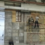 Монтаж рентгенозащитного оборудования на объекте ОАО «КРАСМАШ»