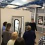 Состоялась презентация смодулированной комнаты для чистых помещений руководству и проектному отделу Группы компаний «МедИнвестГрупп»